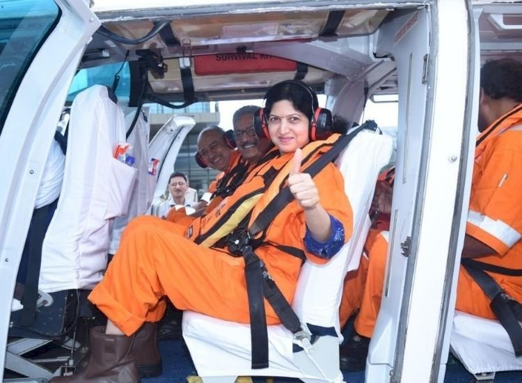Finally a woman as head of India's aviation security body