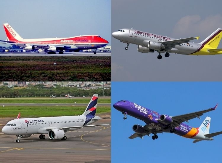 11 Covid-battered global airlines that failed to survive