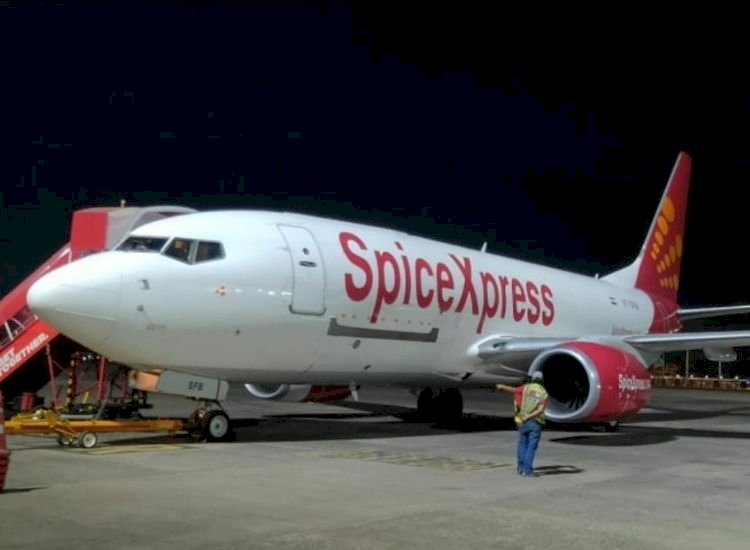 As Covid-hit India gasps for breath, SpiceJet brings 800 oxygen concentrators